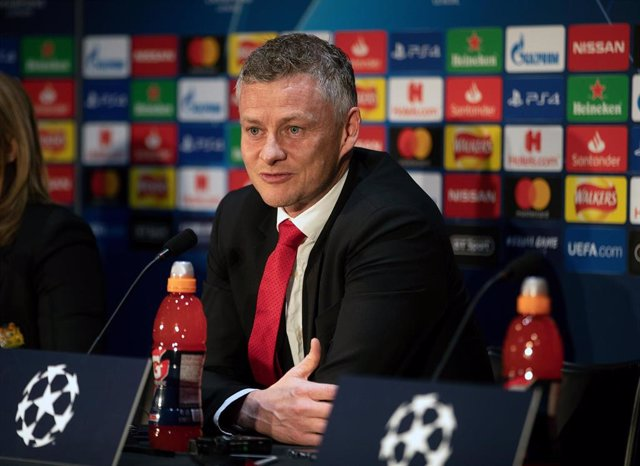 UEFA Champions League - Manchester United press conference