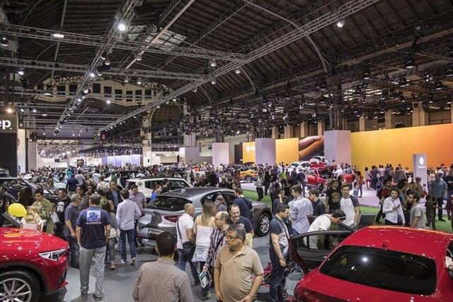Economía/Motor.- El Automobile Barcelona contará con 44 marcas, un 46% más que s