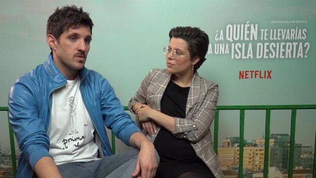 """Jota Linares dirige ¿A quién te llevarías a una isla desierta?: """"Estrenar sin la"""