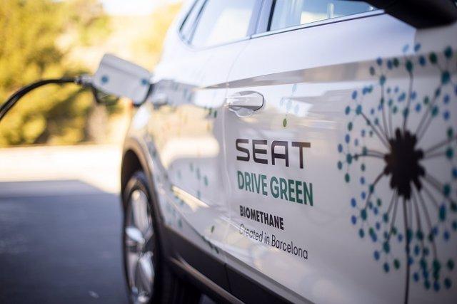 Seat transforma residus orgànics en biocombustible
