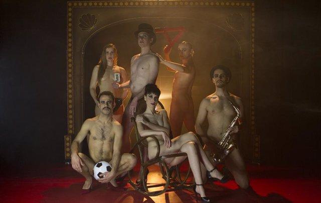 L'Escenari Brossa acull el cabaret inspirat en l'obra del poeta 'Laberint Sti
