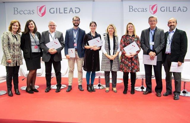 Empresas.- Gilead reconoce a 5 Fundaciones por sus proyectos sobre diagnóstico y