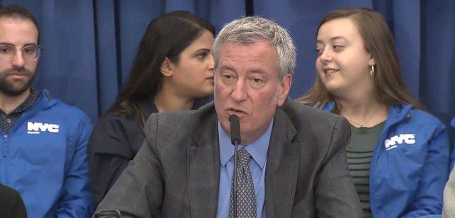 EEUU.- Nueva York declara la emergencia de salud pública por un brote de sarampi