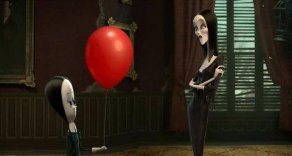 Primer tráiler del reboot de La Familia Addams con un divertido guiño a It