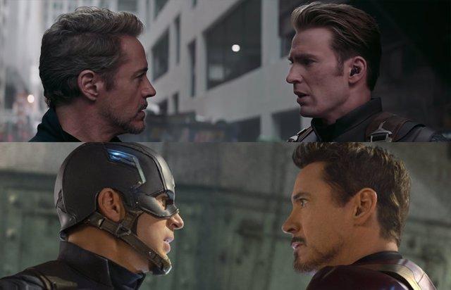 Las cuatro películas que hay que ver antes de Vengadores Endgame, según los herm