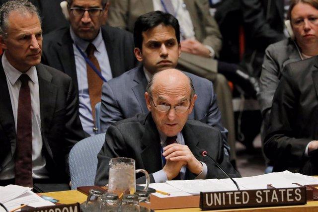 El emisario de EEUU para Venezuela viaja esta semana a Portugal y España para ab