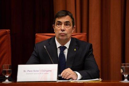 """L'exdirector de Mossos afirma que la col·laboració amb l'Estat va ser """"lleial"""" després del 17-A"""