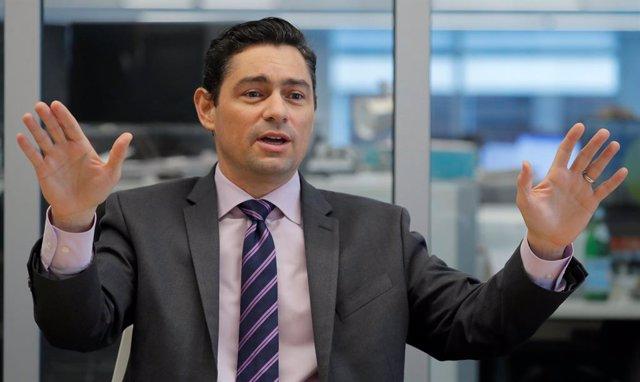 Carlos Vecchio, representante de Guaidó en EEUU