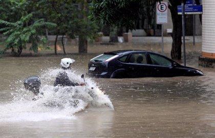 Siete muertos por el temporal en Río de Janeiro