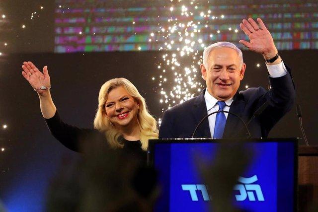 """Israel.- Netanyahu celebra una nueva victoria y destaca su """"dedicación por Israe"""