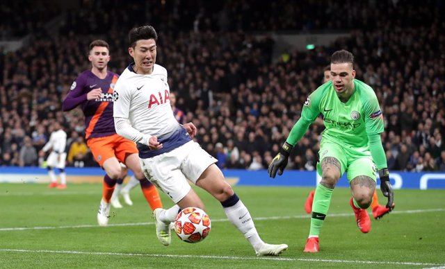 UEFA Champions League - Tottenham Hotspur vs Manchester City