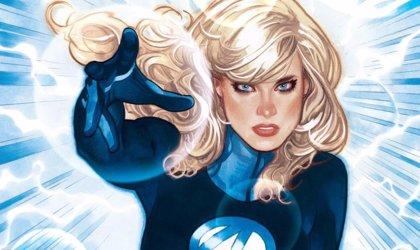 Marvel Cómics anuncia la primera serie en solitario de La Mujer Invisible