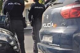 Cádiz.-Sucesos.- La operación contra el menudeo de droga en una barriada de Alge