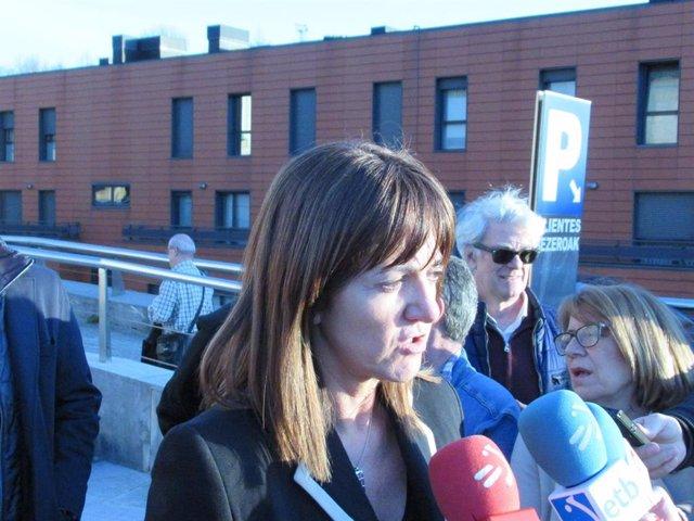 """Mendia (PSE-EE) destaca el papel """"muy importante"""" de Arzalluz """"tanto en Euskadi"""