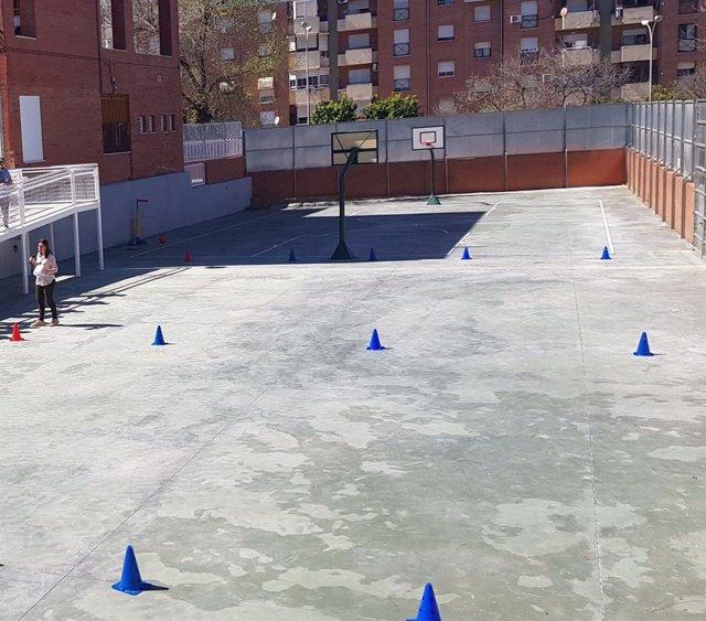 Huelva.-Educación.-El CEIP Tres Carabelas inaugura instalaciones tras las mejora