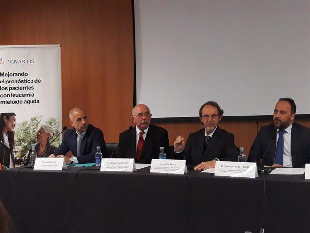 Aprobada 'Rydapt' (Novartis) en España, la primera terapia para leucemia mieloid