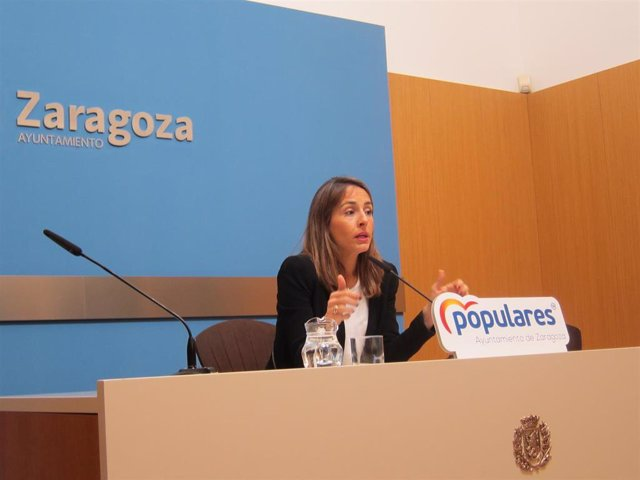"""Zaragoza.- El PP se abstiene """"por responsabilidad"""" en las modificaciones de créd"""