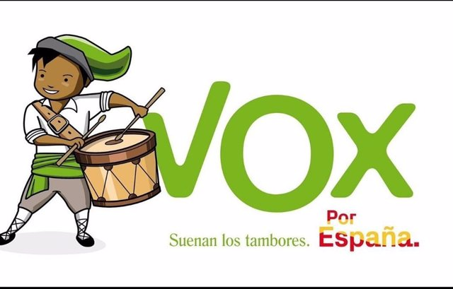 28A.- Vox Elige En Barcelona Para Arrancar Campaña La Estatua Del Tamborilero De