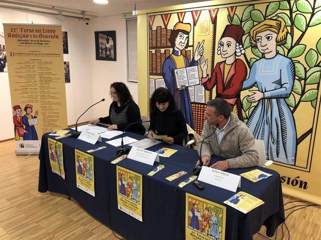 El libro de ocasión se reivindica en Valladolid con un llamamiento al fin de las