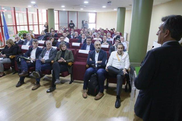 Martín destaca la importancia de la manufactura metálica regional