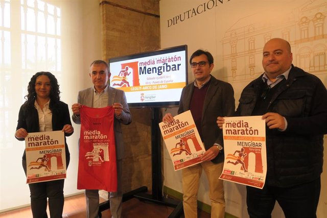 Jaén.- MásJaén.- Cerca de 250 atletas se darán cita el sábado en Mengíbar en la