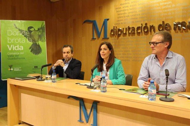Málaga.- Turismo.-El Valle del Guadalhorce estrena marca promocional para unific
