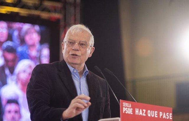 Borrell diu que no serveix de res especular sobre què fer si l'independentisme a