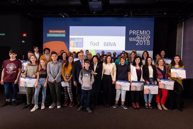 El Premio Acción Magistral 2018 reconoce seis proyectos innovadores de Andalucía