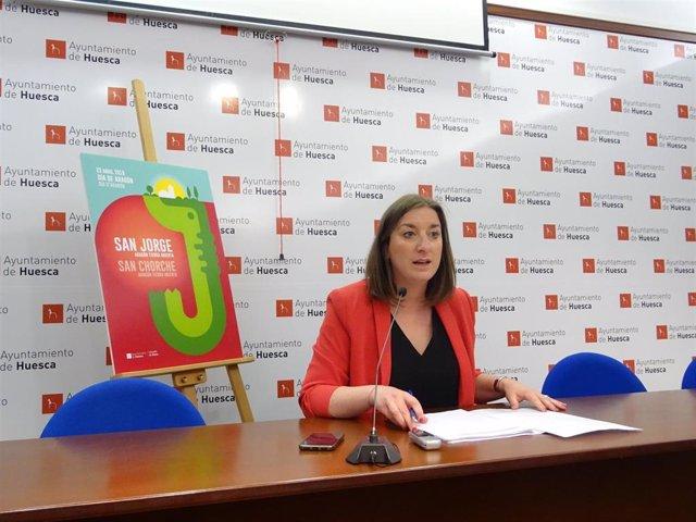 Huesca celebrará el 23 de abril con más de 50 actividades con el escenario centr