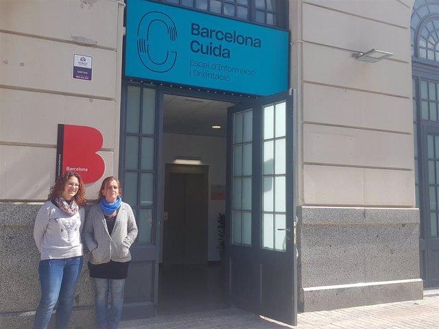 Les persones cuidadores de Barcelona disposen d'un nou centre d'asesoramient