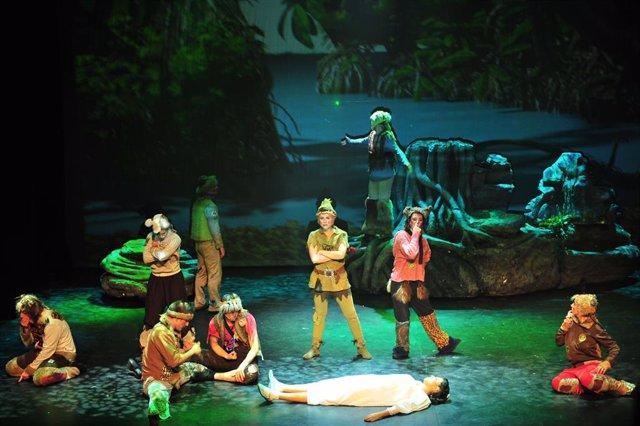 'Peter Pa El Musical' Torna Modernitzat Al Teatre Apol·lo Després de 19 Anys En Escena