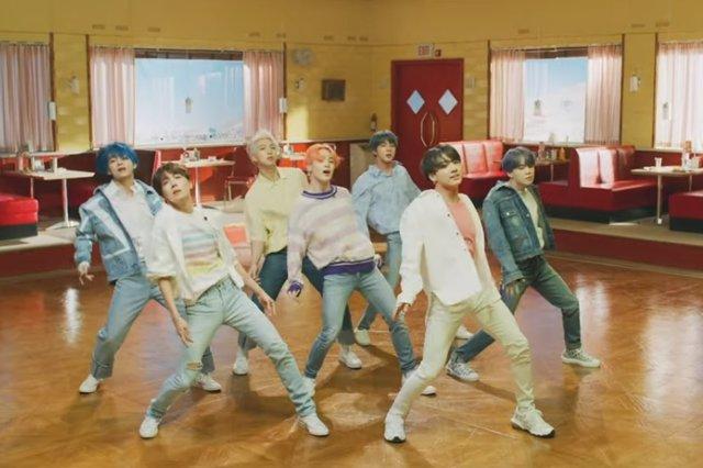 BTS estrenan el segundo teaser de su colaboración con Halsey: Boy with luv