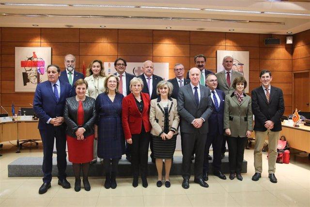 La Rioja pide más tiempo para trabajar en el Marco Estratégico que mejora la Atención Primaria