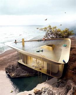 Anti Reality, un proyecto que crea construcciones arquitectónicas increíbles en Instagram