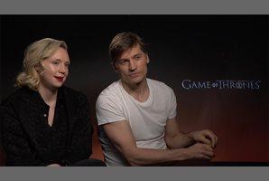 Nikolaj Coster-Waldau y Gwendoline Christie hablan del final de 'GoT'