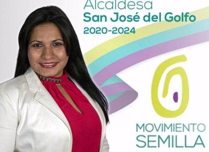 Difunden un vídeo íntimo de la candidata a la Alcaldía de San José del Golfo (Guatemala) desde un teléfono robado