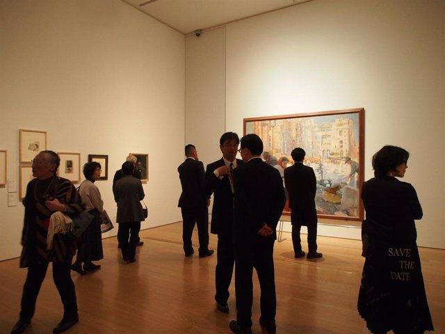 La Barcelona modernista protagonitza una exposició al Japó de la mà del MNAC