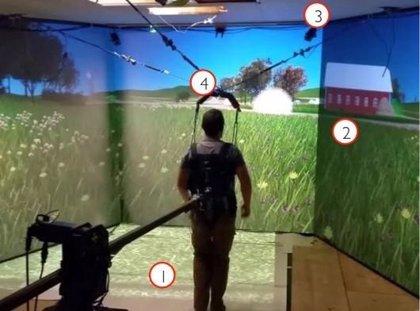 La realidad virtual ofrece beneficios para los pacientes con enfermedad de Parkinson