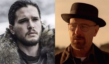 Los creadores de Juego de Tronos comparan su final con el de Breaking Bad
