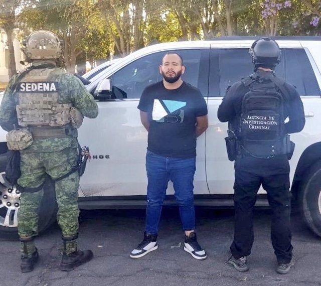 Detienen en Jalisco (México) a 'El 8', uno de los líderes del CJNG y ahijado de 'El Mencho'