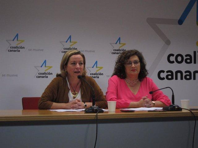 """28A.- Oramas (CC) Se Pregunta """"Qué Le Ayuda A Canarias"""" El Resultado Del CIS Y Confía En Los Indecisos"""