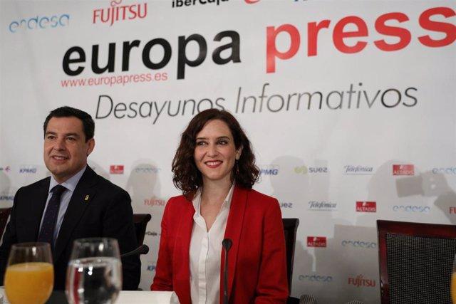 AV.- 26M.- Díaz Ayuso propone gratuidad del transporte en Madrid para mayores de 75 años y tarifa plana el fin de semana