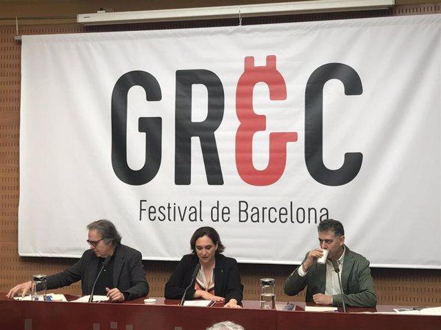 AV.- El Festival Grec tendrá a Ivo van Hove, Isabelle Hupert, Bob Wilson y Peeping Tom