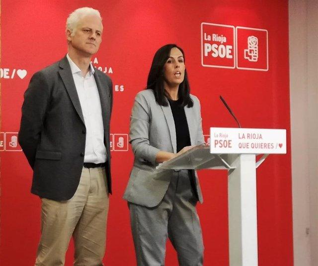 El PSOE plantea bajar la deuda de Logroño en el soterramiento renegociando con bancos o con menos porcentaje en LIF