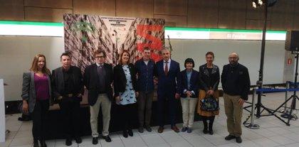 La muestra 'Transfusiones del Extrarradio' llega a doce estaciones del metro de Málaga