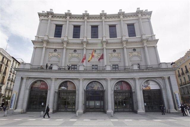 El Teatro Real estrena hoy el diálogo entre danza y ópera 'Dido & Aeneas'