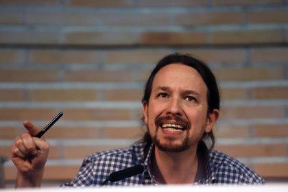 """Pablo Iglesias pide """"libertad"""" para Julian Assange: """"Si algo teme el poder, en España y en el mundo, es a la verdad"""""""
