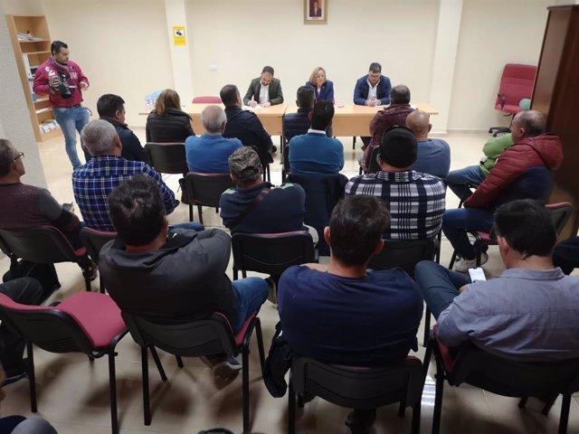 """Huelva.- 28A.- Faneca (PSOE) señala que la pesca es un sector económico """"estratégico para la provincia de Huelva"""""""