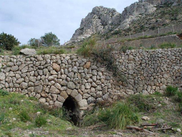 'Pedra En Sec'