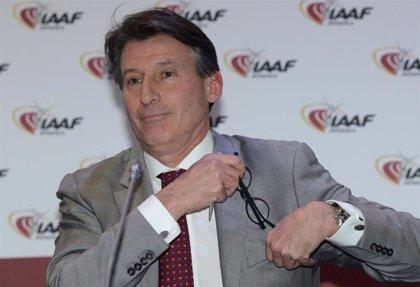 Coe, absuelto por la IAAF de esconder una trama de dopaje ruso